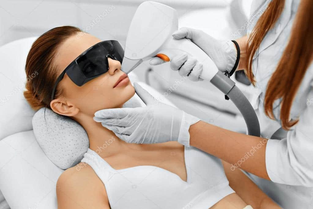 Depositphotos 93089968 Stock Photo Face Care Facial Laser