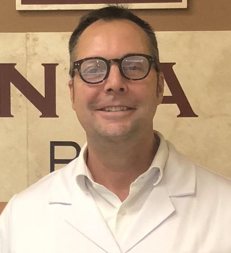 James Nantais, Office Coordinator Rancho Mirage